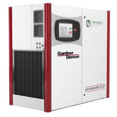 gardner denver enviroaire VS vaiable speed water flooded twin gate oil free rotary screw air compressor